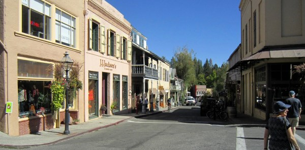 Cafes In Nevada City Ca